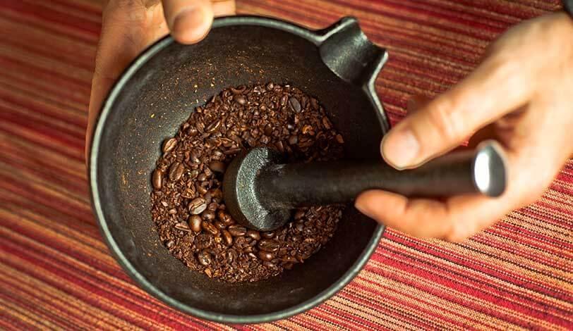 انواع روش های آسیاب کردن قهوه