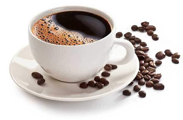 یک فنجان قهوه