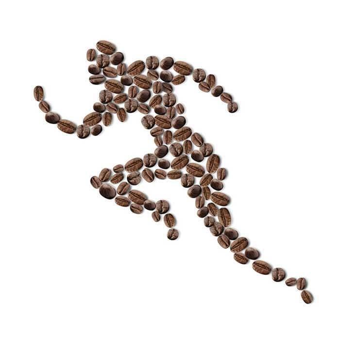 ورزش کردن و نوشیدن قهوه
