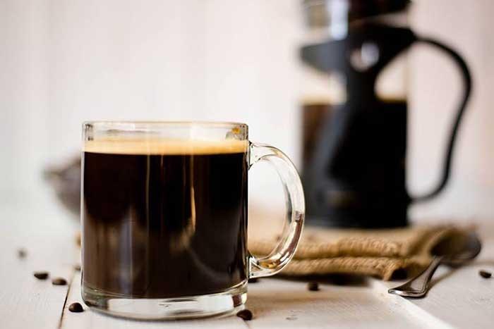 یک فنجان قهوه فرانسه