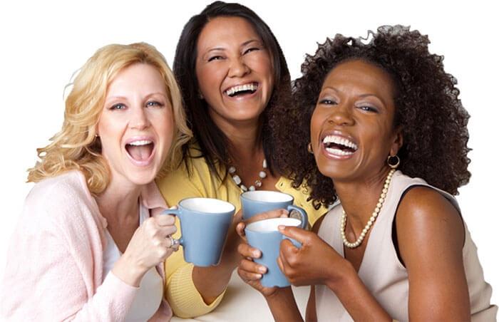 نوشیدن قهوه همراه با خانواده