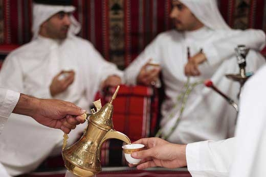 قهوه عربی چیست