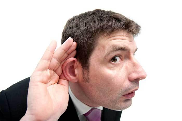 گوش دادن