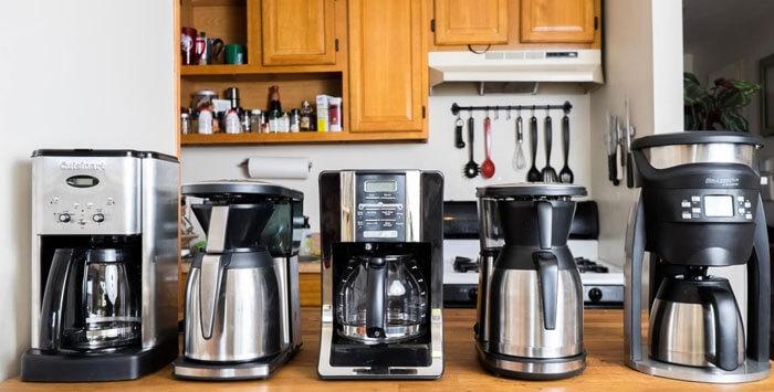 انواع قهوه ساز اتوماتیک