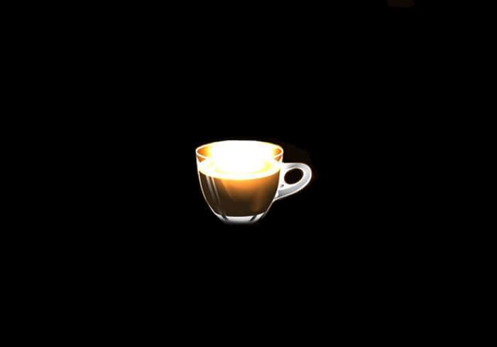 تهیه قهوه توسط باریستا