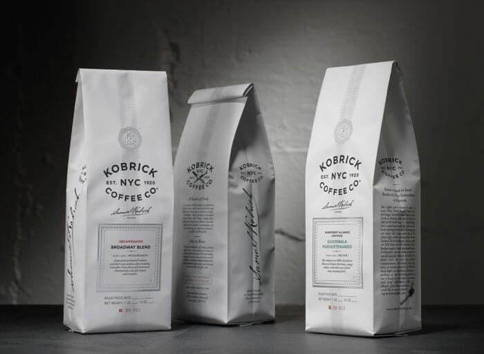 قهوه بسته بندی