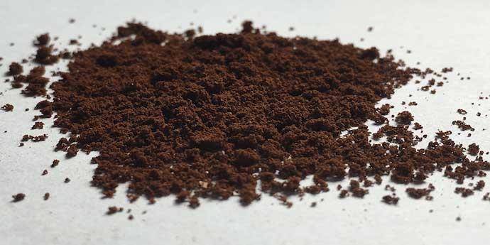 قهوه آسیاب شده بسیار ریز
