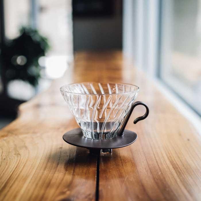 قهوه ساز وی شصت شیشه ای
