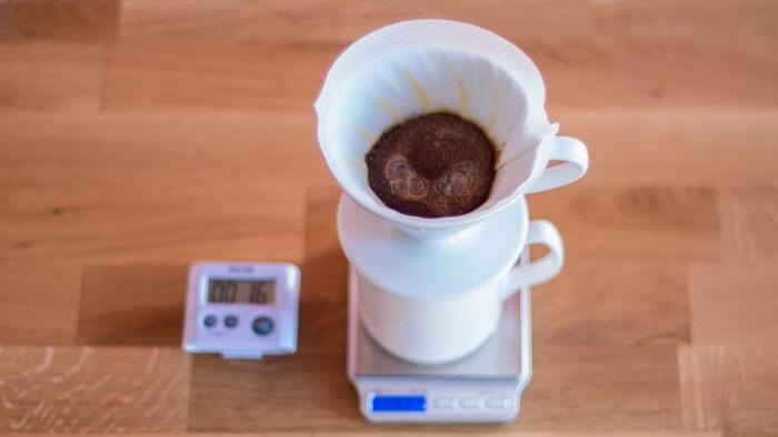 بلومینگ - شکوفه کردن قهوه