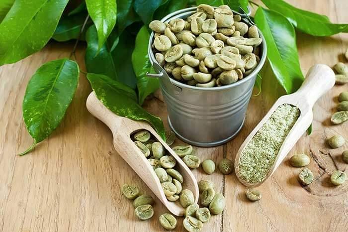 دم کردن قهوه سبز
