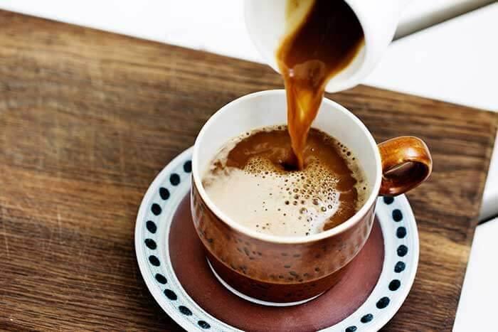 زمان مناسب خوردن قهوه