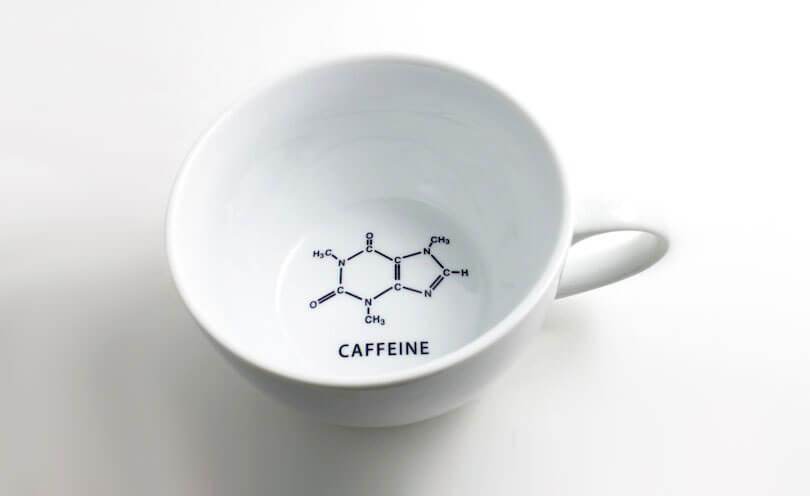 ingredients coffee drink