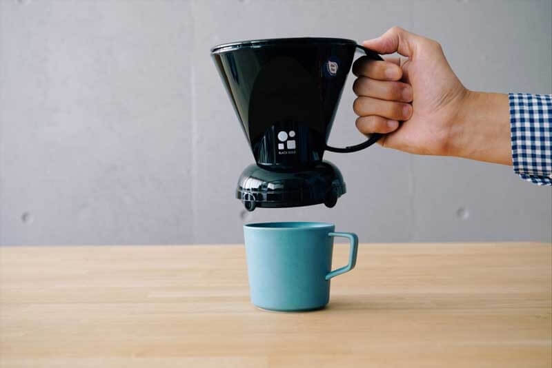 درست کردن قهوه با کلور
