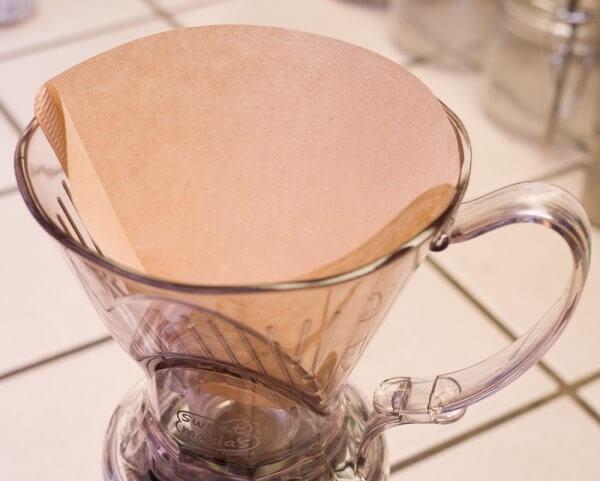 تهیه قهوه با کلور