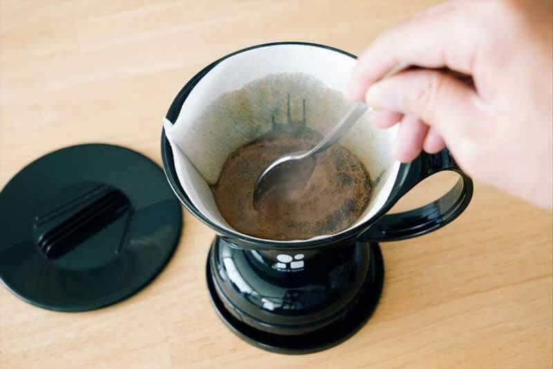 make coffee with clever