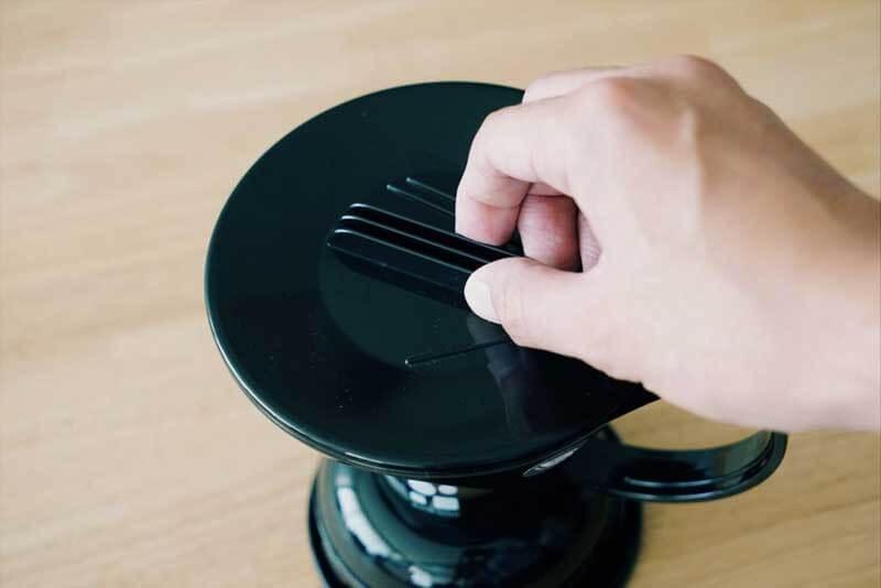 دم کردن قهوه با کلور clever