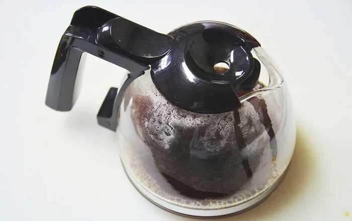 قهوه دمی تازه تهیه شده