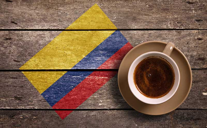 colombia and coffee