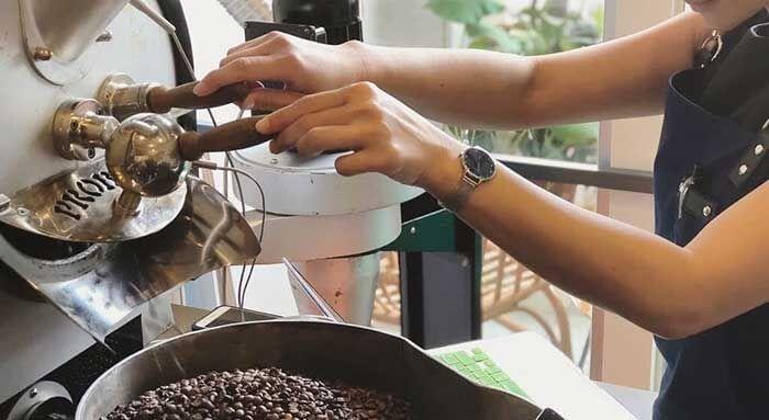 تاثیر برشتگی بر ترکیب قهوه