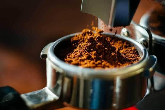 آسیاب کردن قهوه