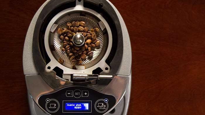 آسیاب قهوه تیغه تخت یا فلت