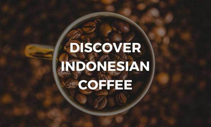 پیدایش قهوه در اندونزی