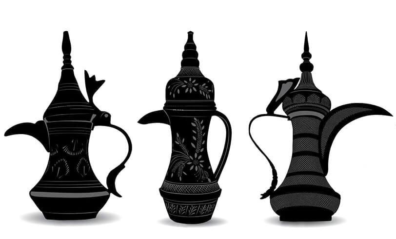 دله الدله قهوه جوزش عربی