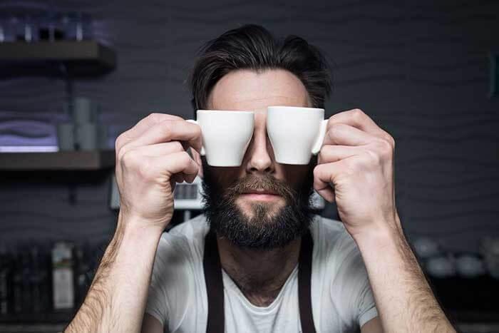 باریستا یا قهوه چی یا کافی من