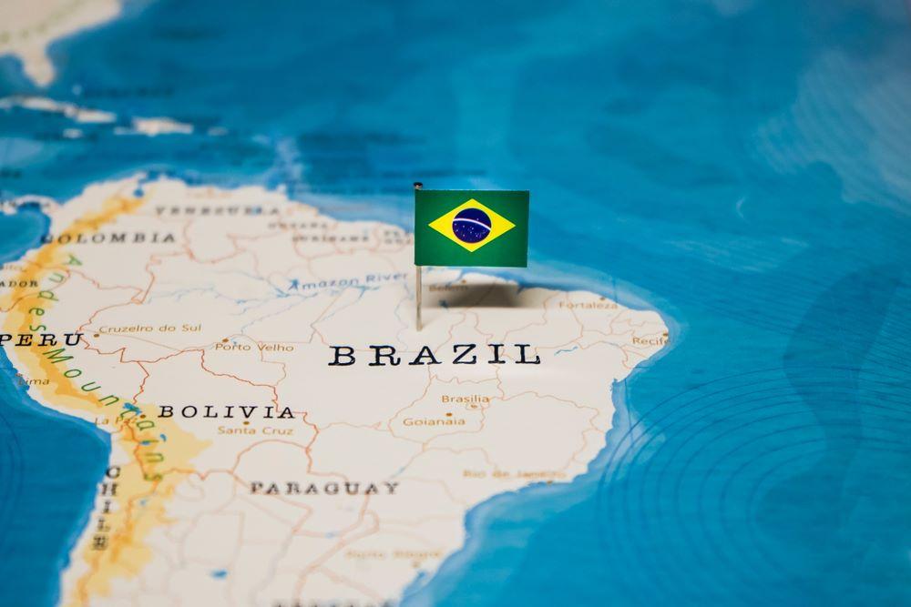 قهوه برزیل تازه برشت ملایم