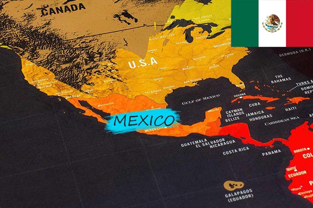 قهوه مکزیک تازه برشت ملایم