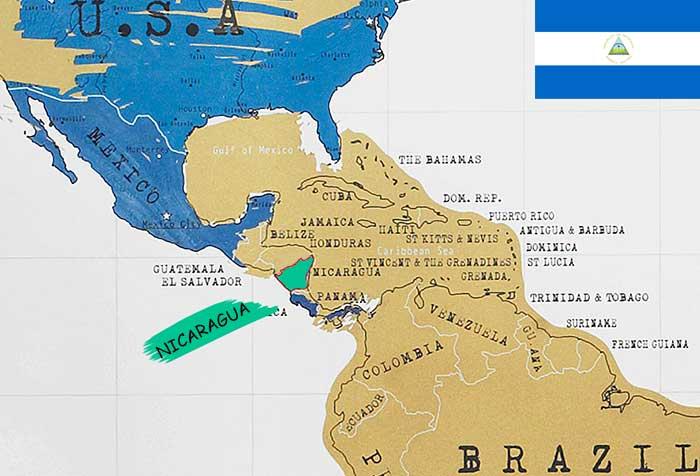 قهوه نیکاراگوئه تازه برشت ملایم