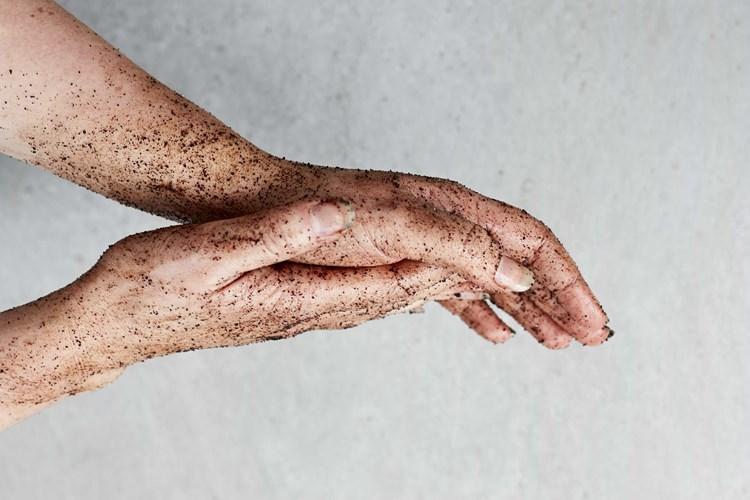 قهوه ، شفاف کننده پوست