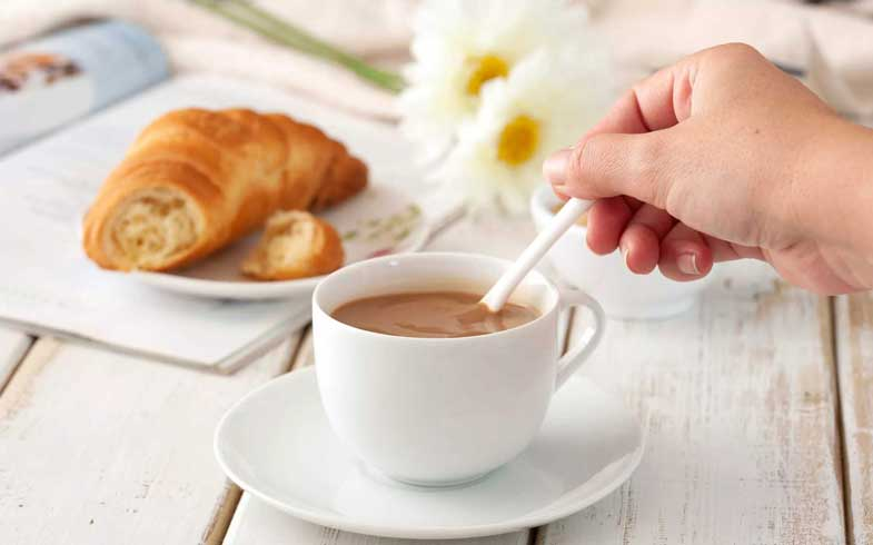 سرو قهوه