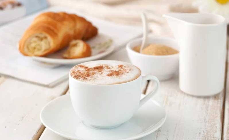 تهیه قهوه اوله