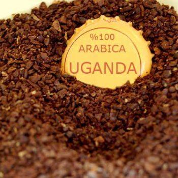 پودر و دانه قهوه اوگاندا