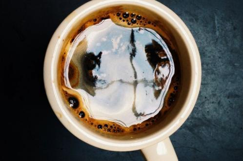 سوختن قهوه