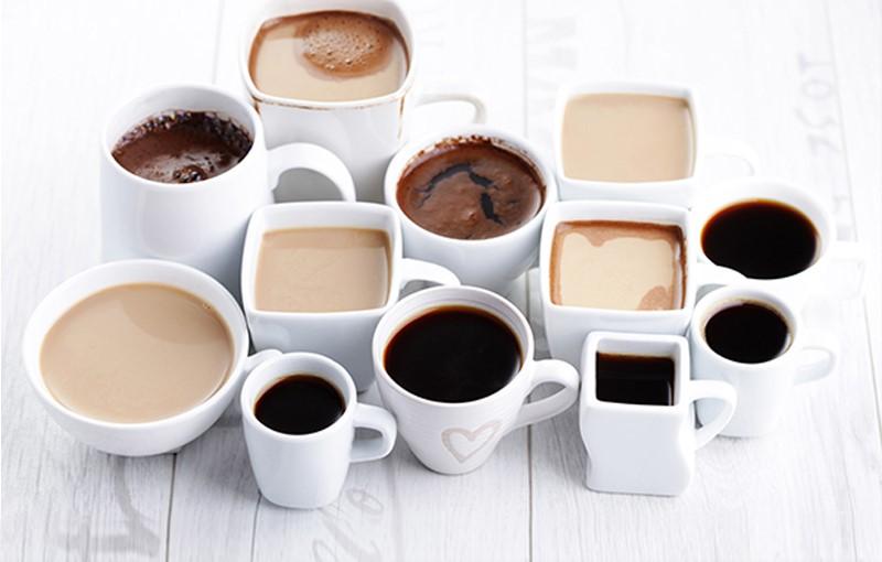 نوشیدن زیاد قهوه