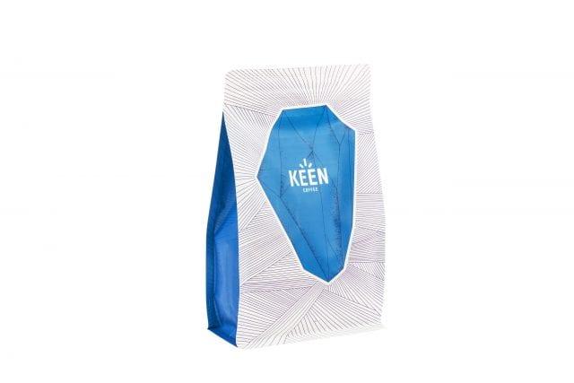 بسته بندی The Box Pouch/Flat Bottom Bag  قهوه