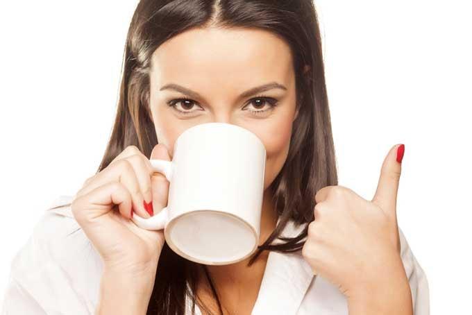 چرخههای طعمی قهوه با چشیدن قهوه آغاز میشود.