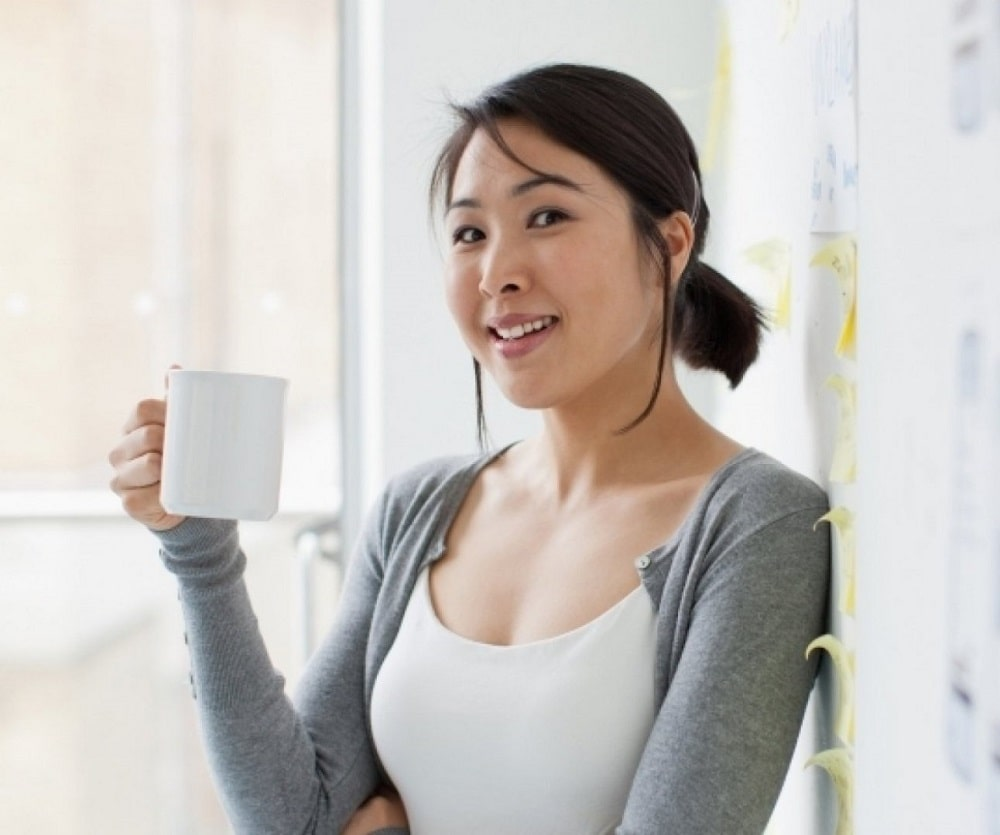 نوشیدن قهوه در ابتدای روز