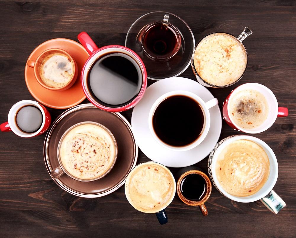 میزان مصرف قهوه در طول روز