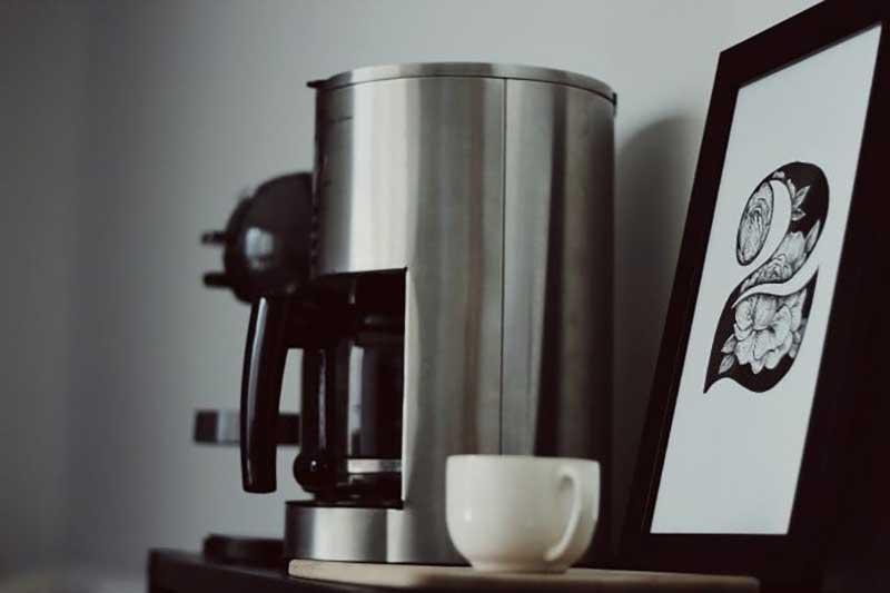 دریپ میکر و شکفت قهوه