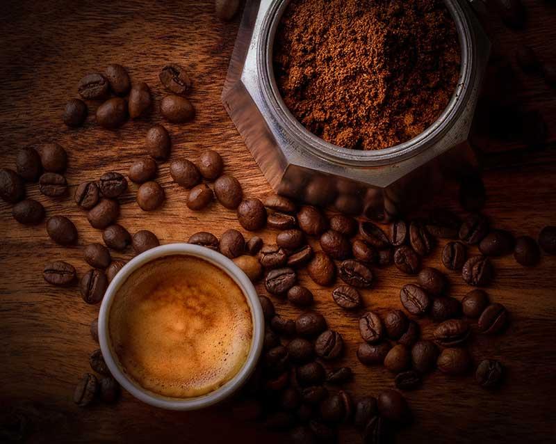 تاثیر میران رست بر روی شکفت قهوه