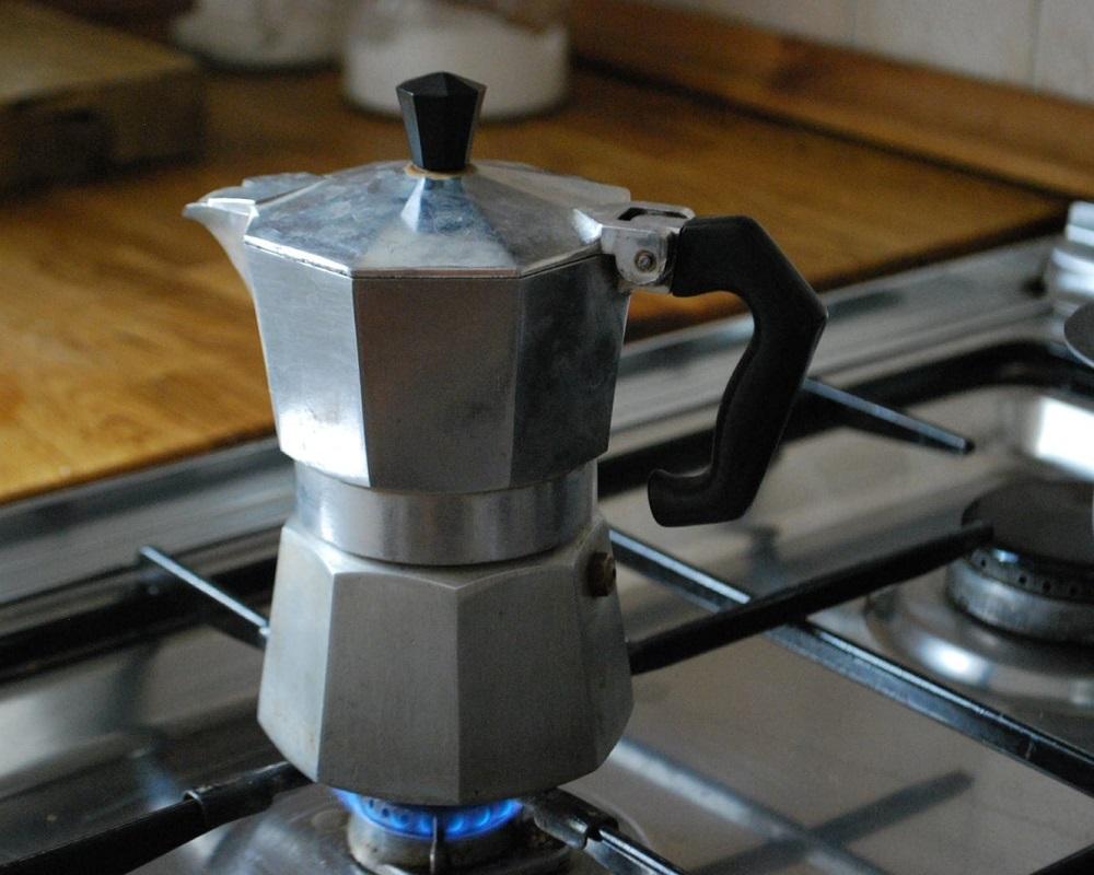 موکاپات برای تهیه قهوه