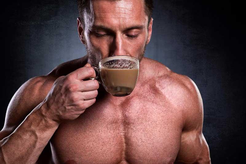 نوشیدن قهوه برای ورزشکاران بسیار مفید است