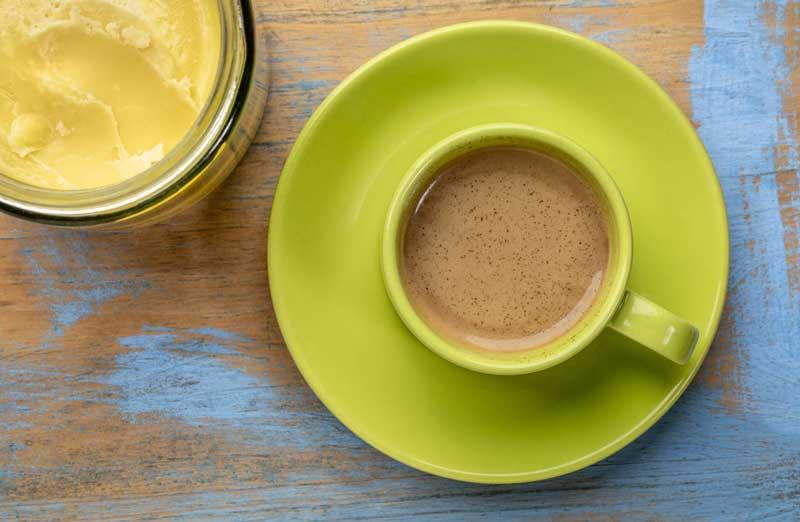 چربی در قهوه انواع