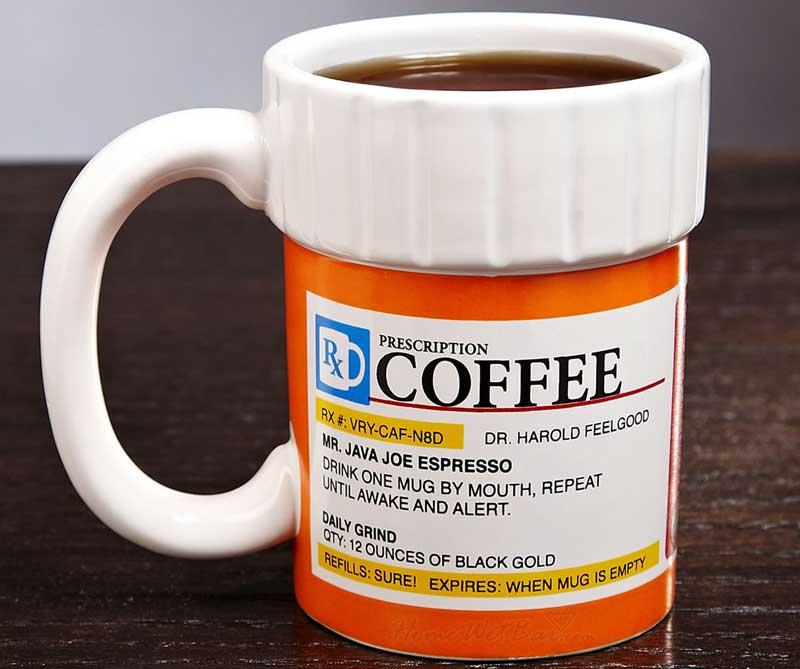 میتوان نوعی خاص از دارو تیروئید را با قهوه مصرف کرد