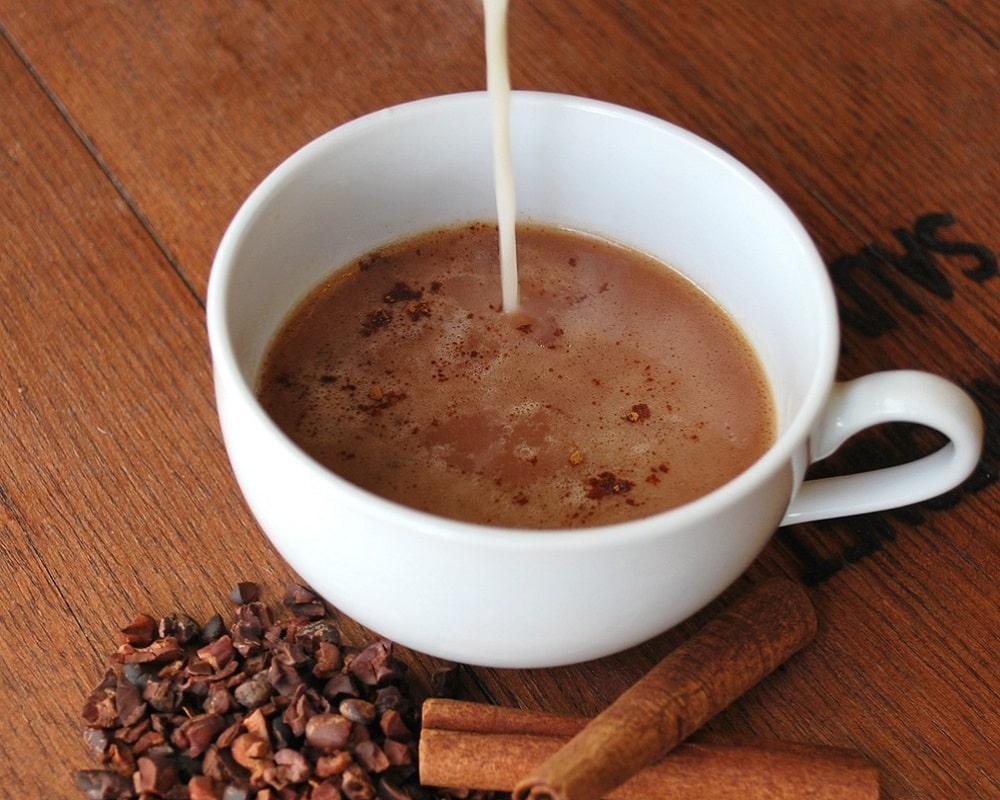 تهیه قهوه قشر
