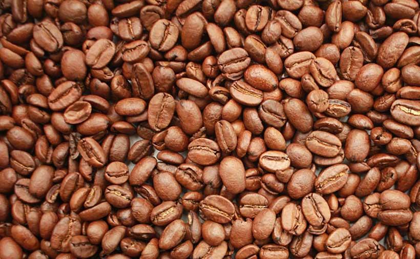 دانه های رست روشن پروفایل های رست قهوه