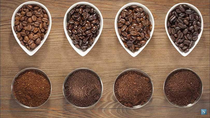 ایجاد تفاوت با پروفایل های رست قهوه